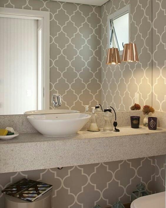 Luminária Para Banheiro 51 Modelos E Inspirações Dicas Decor
