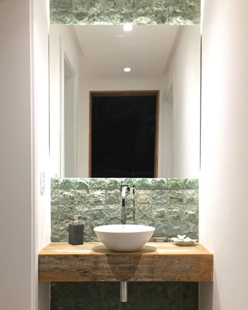 lavabo rustico