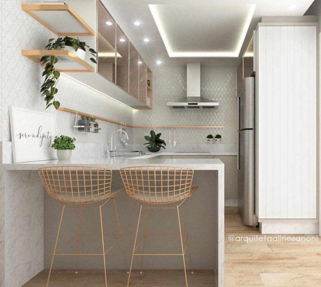 cozinha-americana-pequena-apartamento-branca-clean