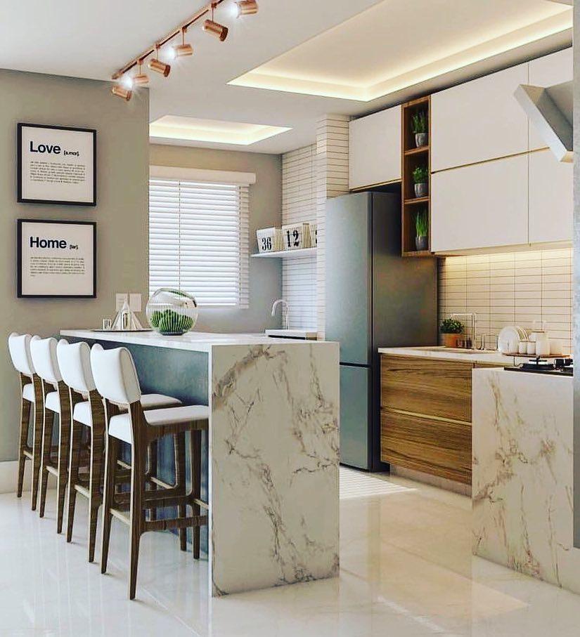 cozinha-americana-marmore-pequena