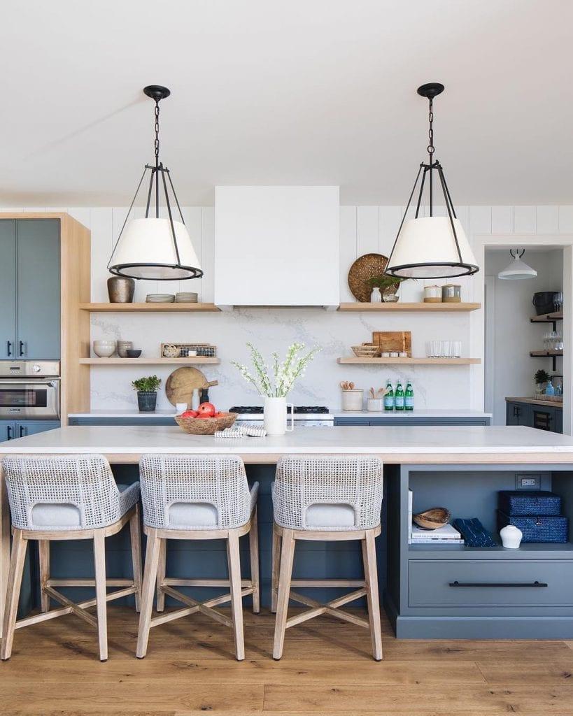 cozinha-americana-rustica-praia