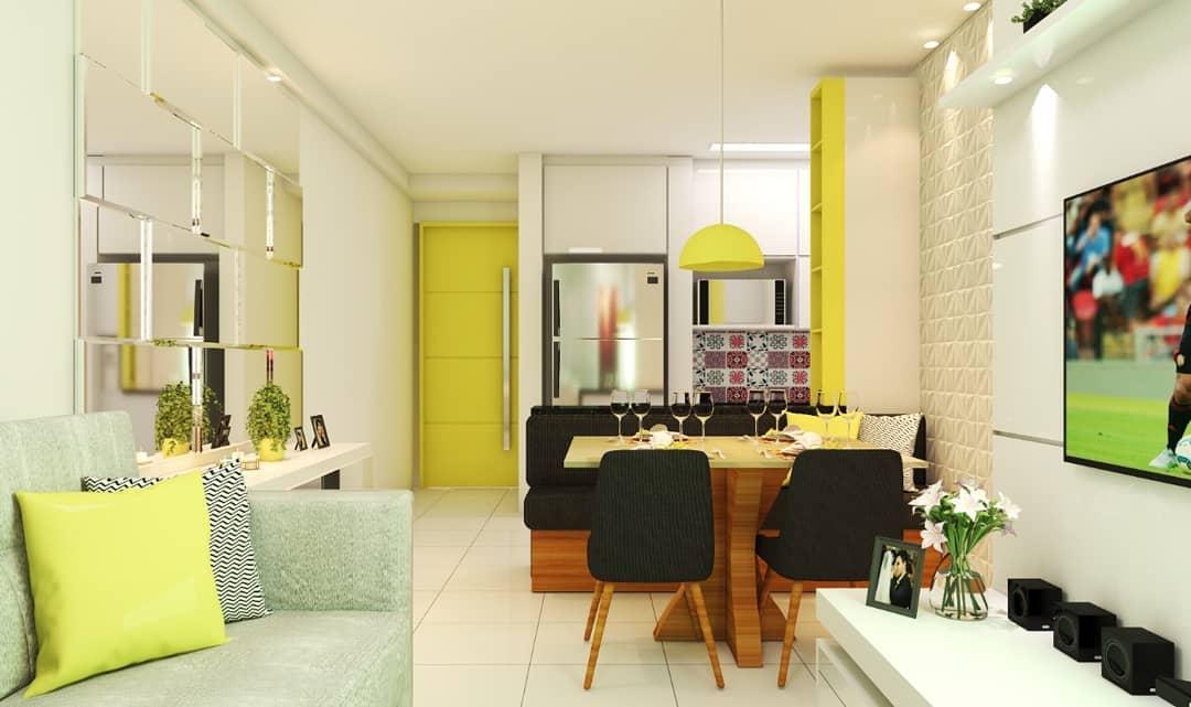 cozinha-americana-simples-pequena-apartamento