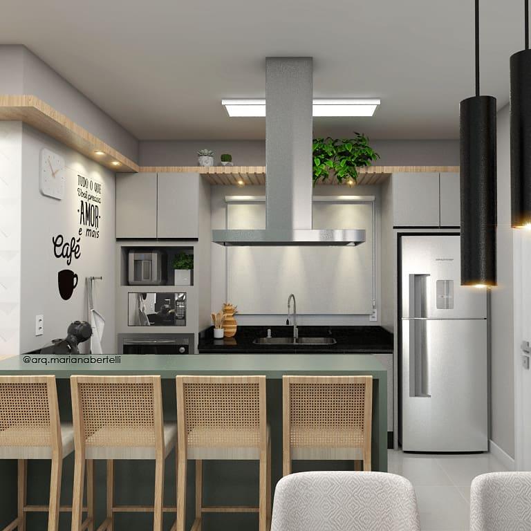 cozinha-americana-simples-apartamento