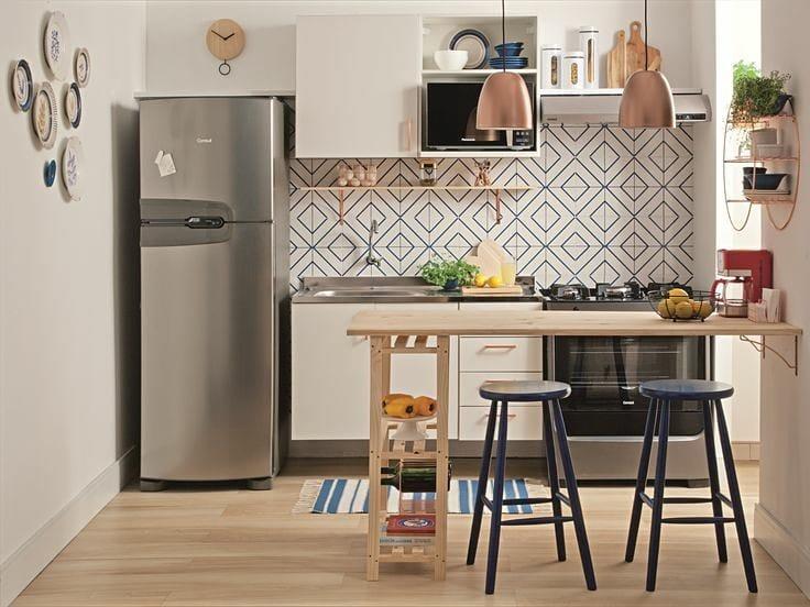 cozinha-americana-apartamento-simples-criativa-moderna