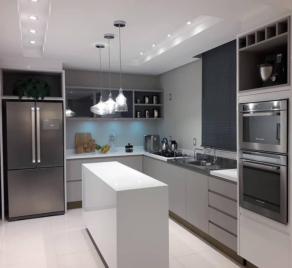 cozinha-cinza-claro