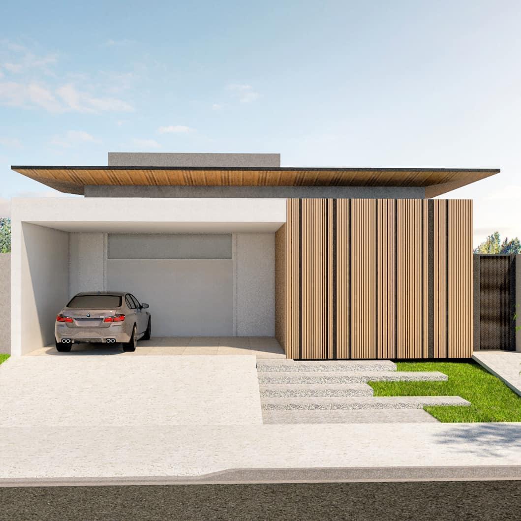 modelos de garagem simples