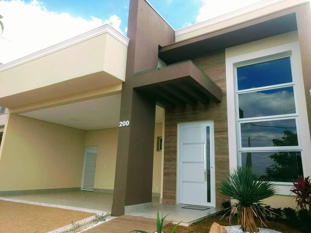 modelos de garagem fachada de casa