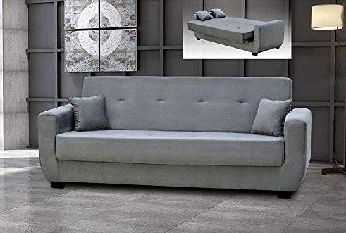 Sofá cama: 50 modelos e ideias para sua casa! - Dicas Decor