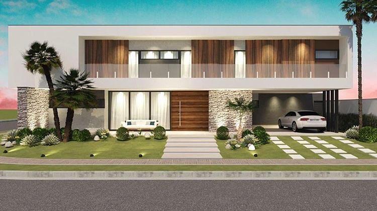 casa-moderna-com-varanda