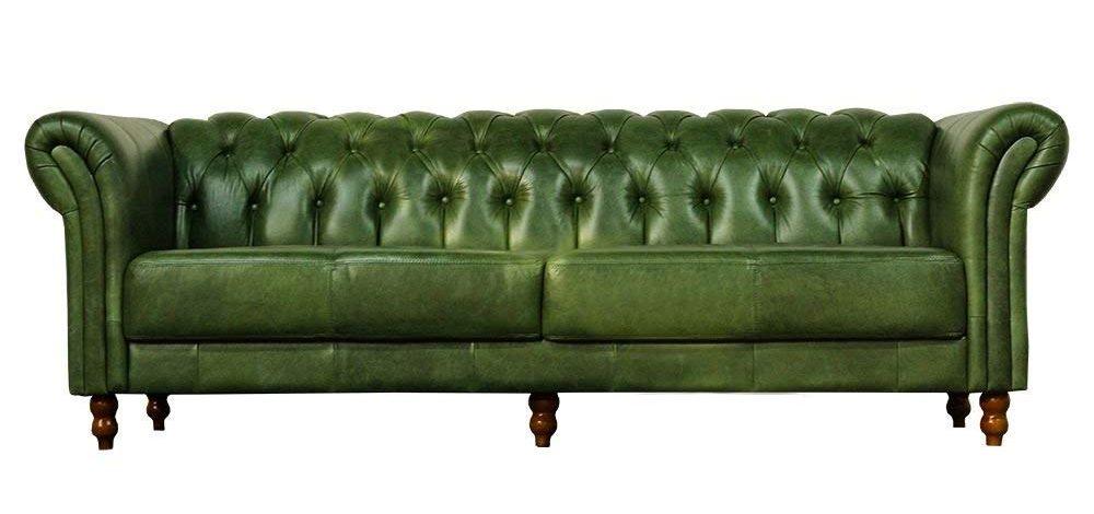 sofa-couro-verde