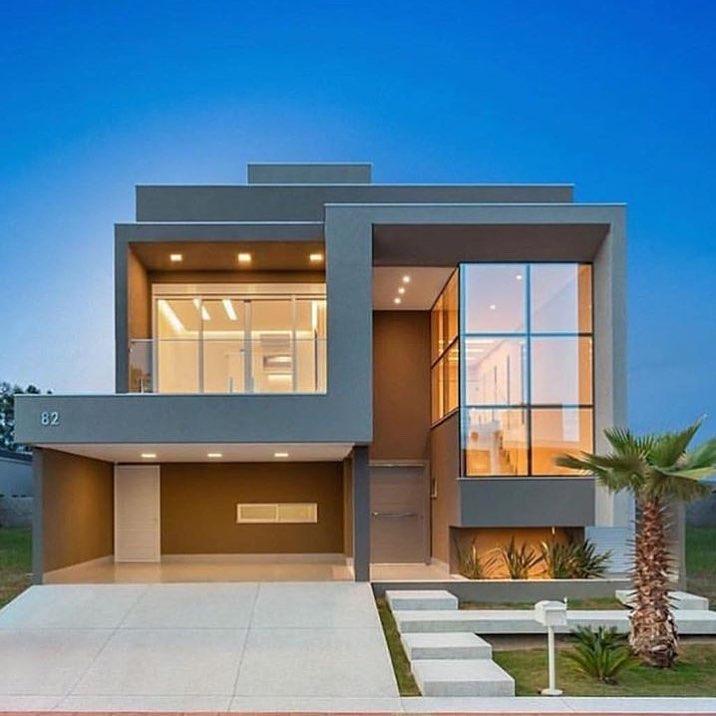casa-com-varanda-de-vidro