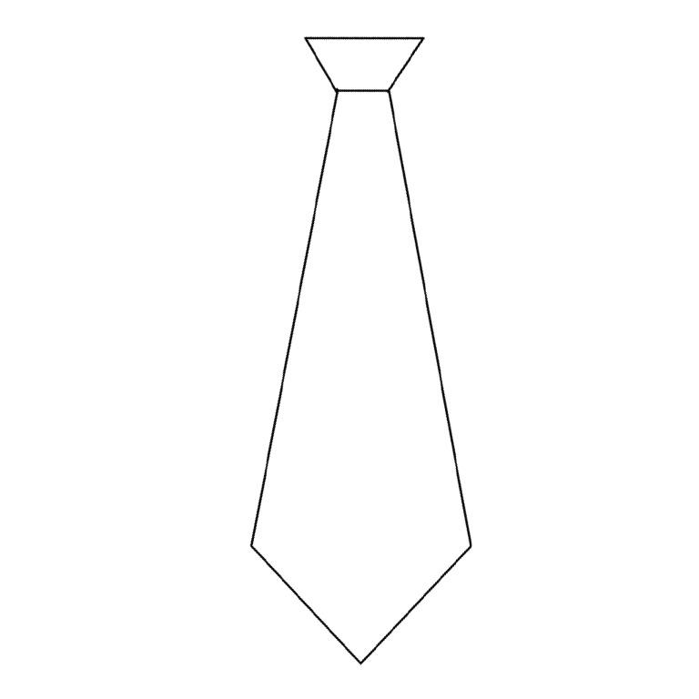 gravata-molde