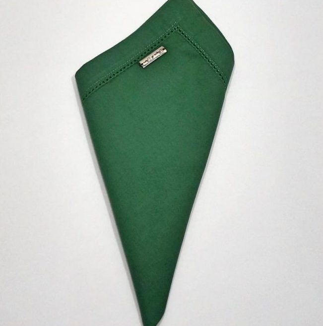Guardanapo-verde