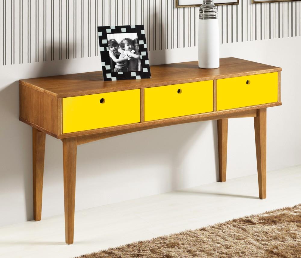aparador-vintage-amarelo