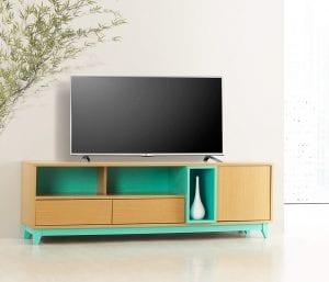 rack-tv-quadrato-verde-tiffany