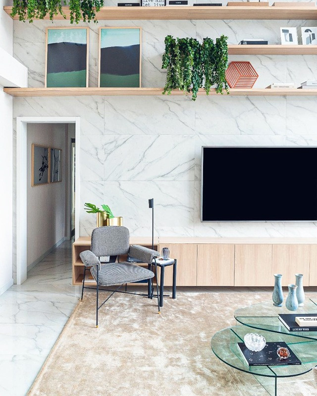 piso-sala-porcelanato-marmore