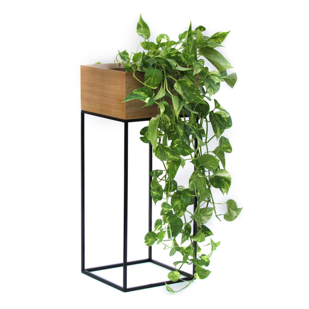 suporte-plantas-madeira