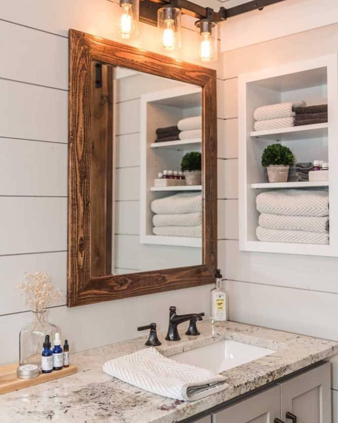 granito branco banheiro