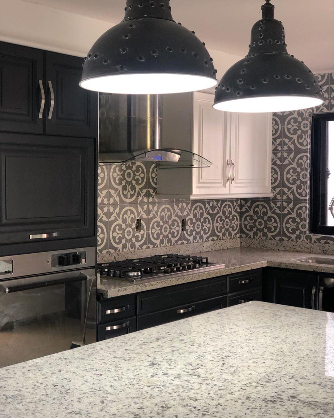 granito branco dallas cozinhas