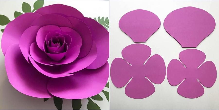 flor-gigante-de-papel-molde