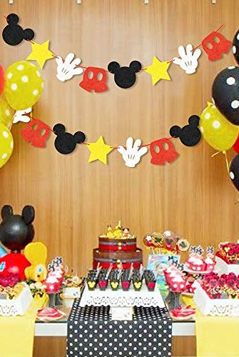 mickey-decoracao-simples