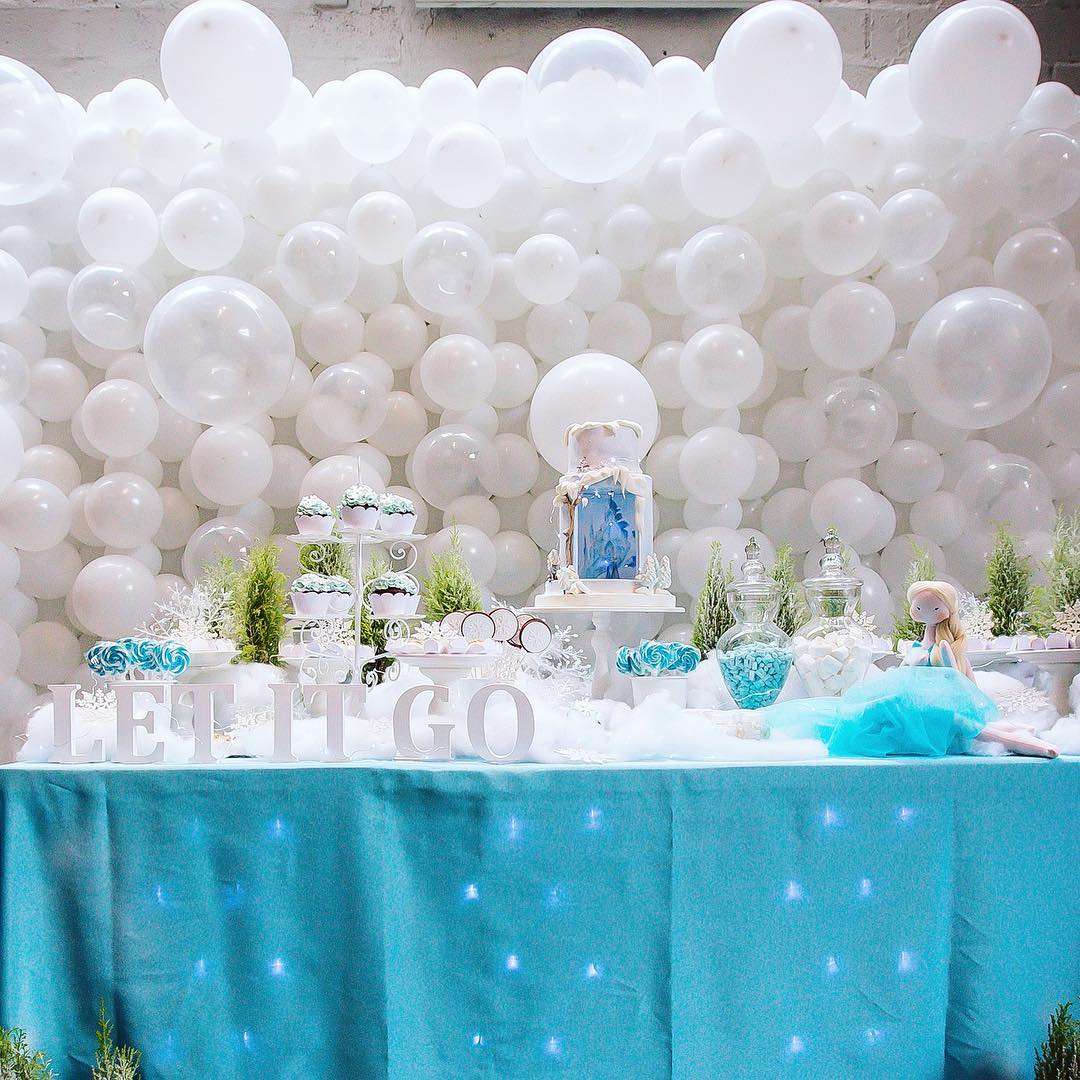 decoracao-festa-frozen