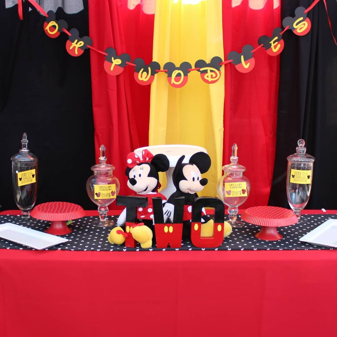 decoracao-mickey-simples