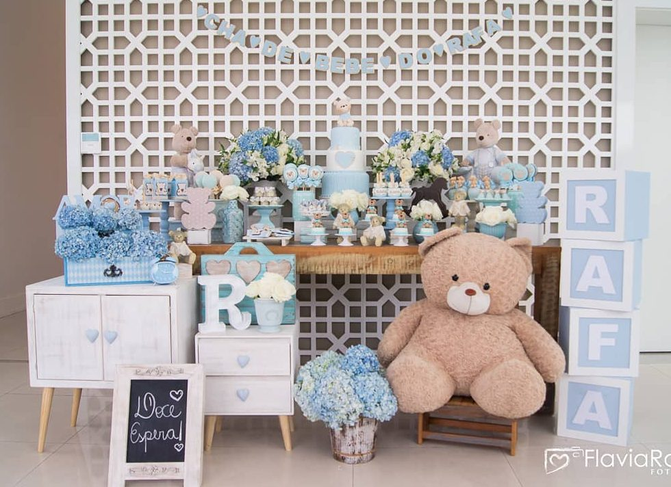 decoracao-cha-de-bebe-menino-urso