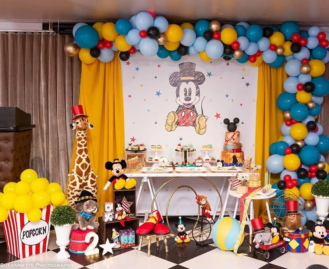 festa-circo-mickey