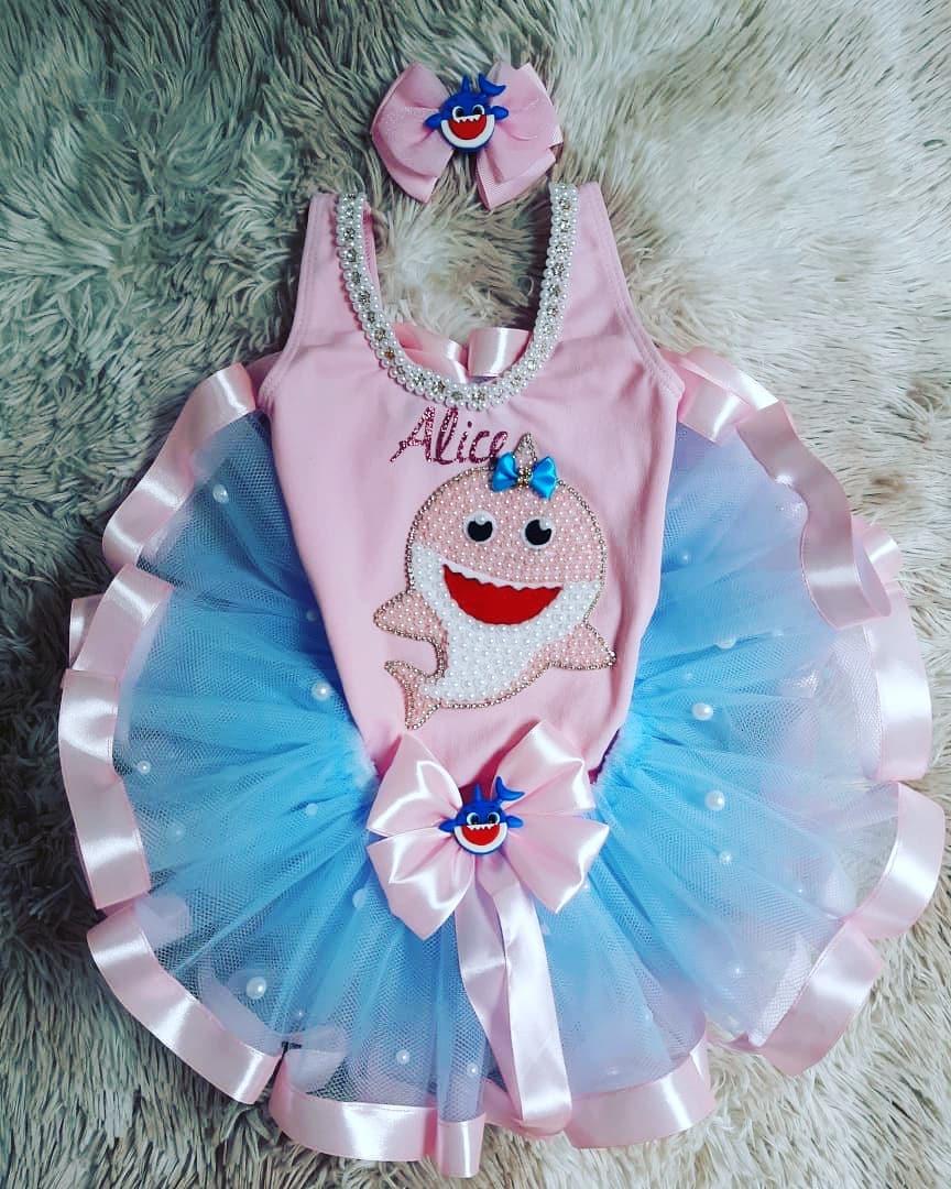 roupa-festa-baby-shark-menina