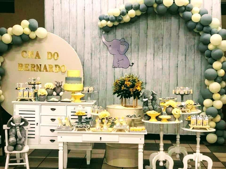 decoracao-cha-de-bebe-menino-elefante