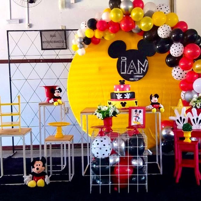 mickey-decoracao-festa