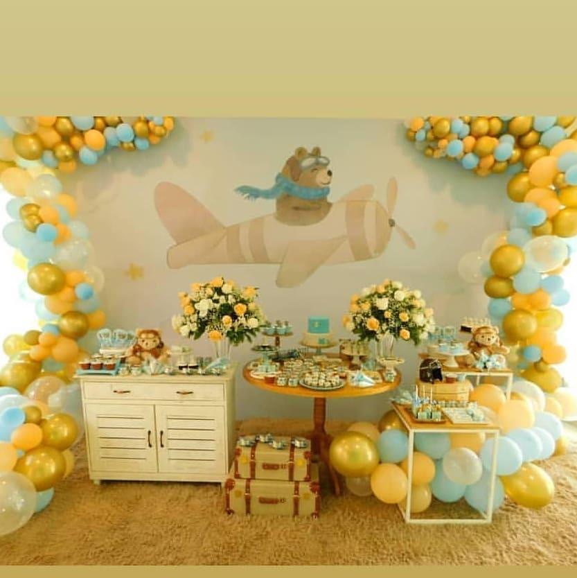 decoracao-cha-de-bebe-menino-aviador
