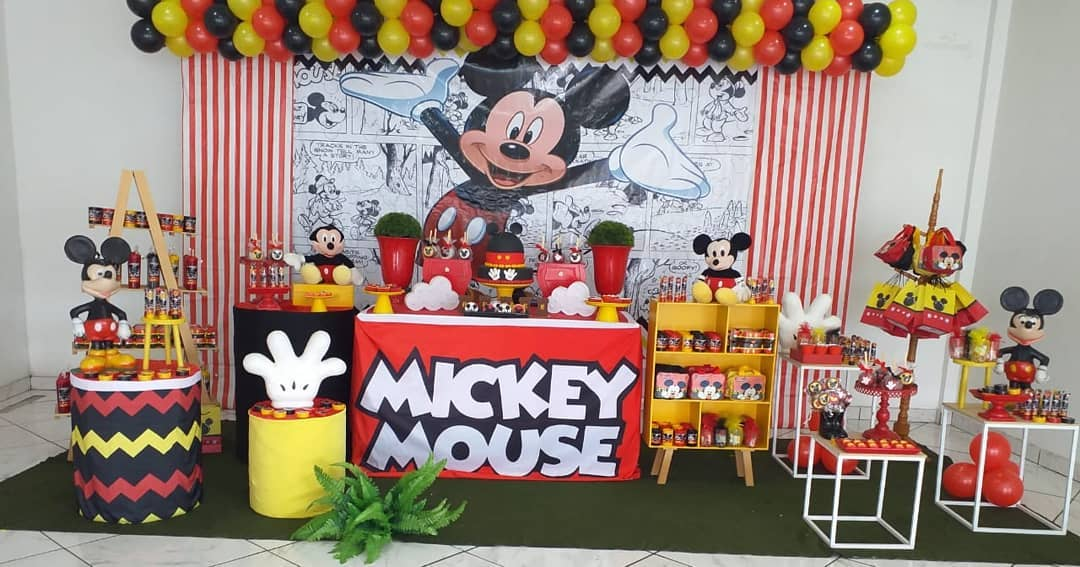 decoracao-mickey
