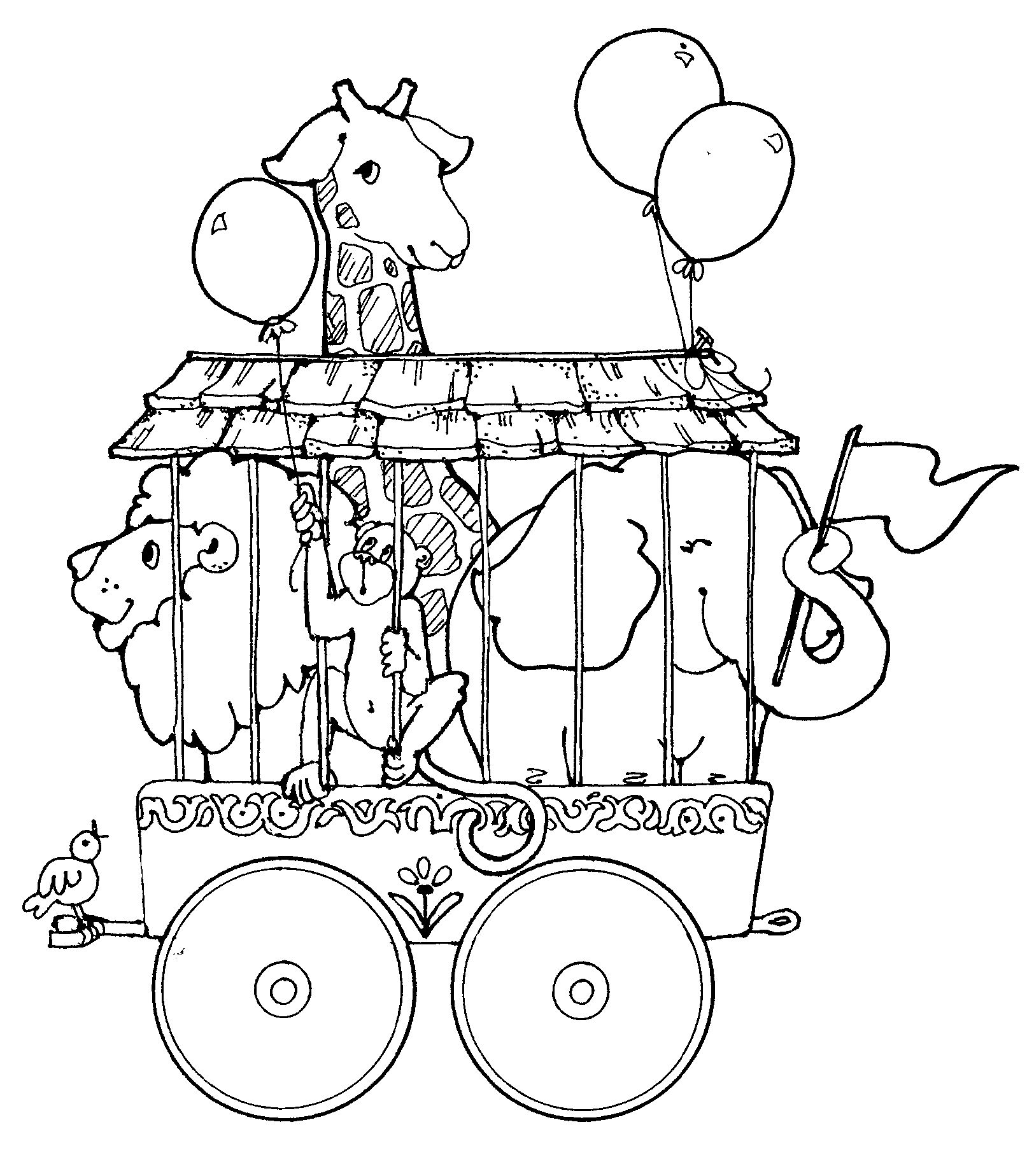 livro-colorir-circo