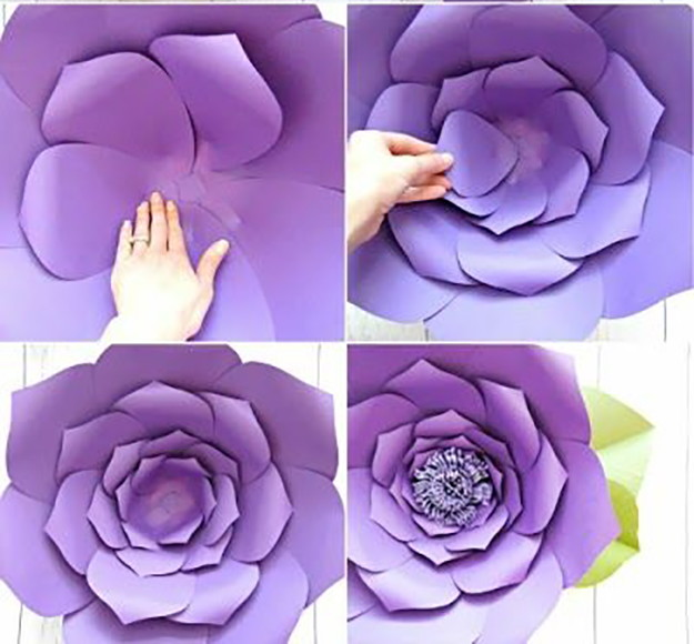 flor-gigante-molde-papel