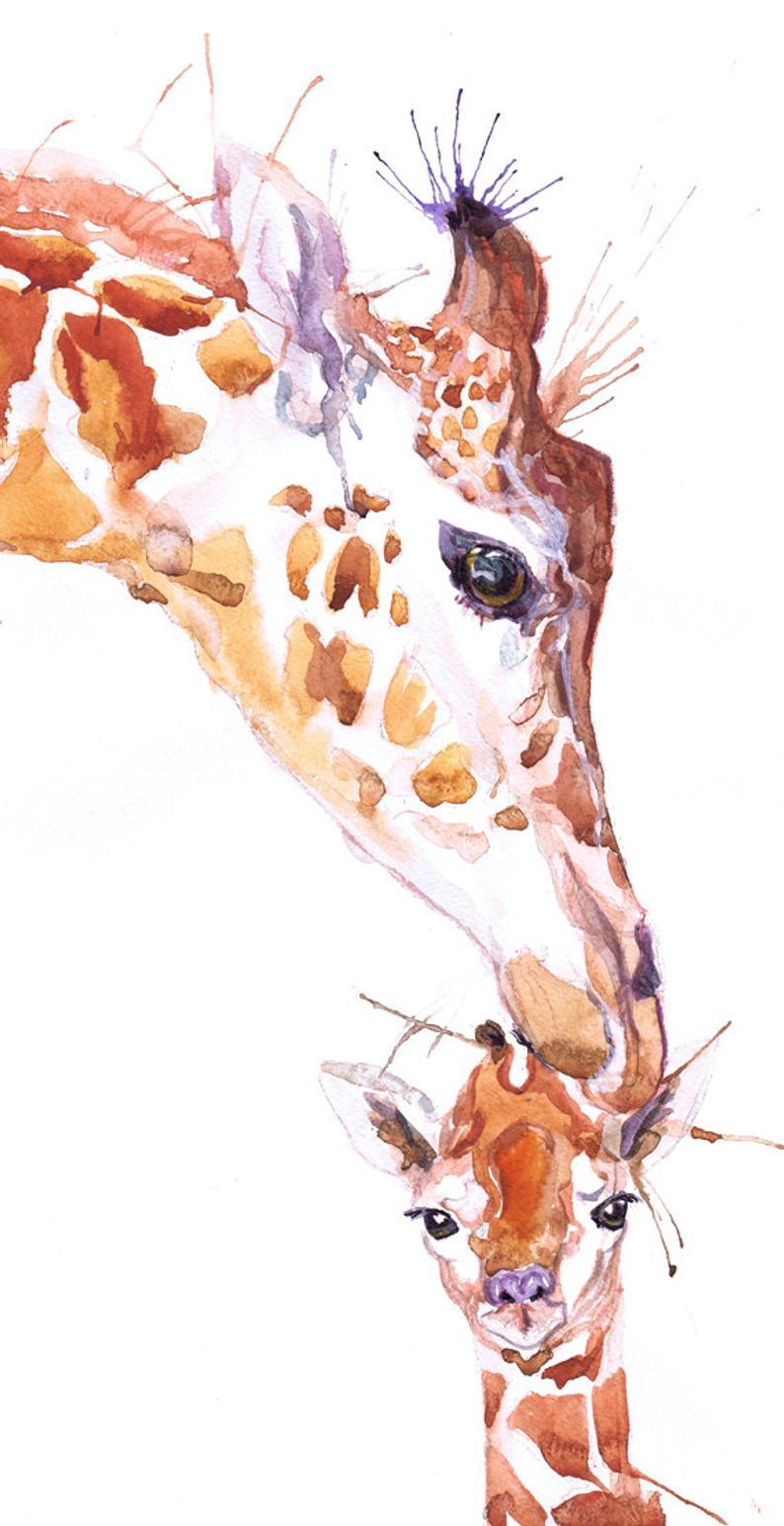 imagem-aquarela-safari-girafa