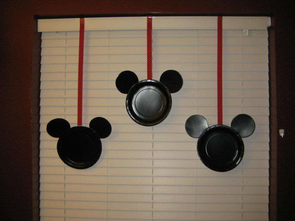 decoracao-simples-mickey