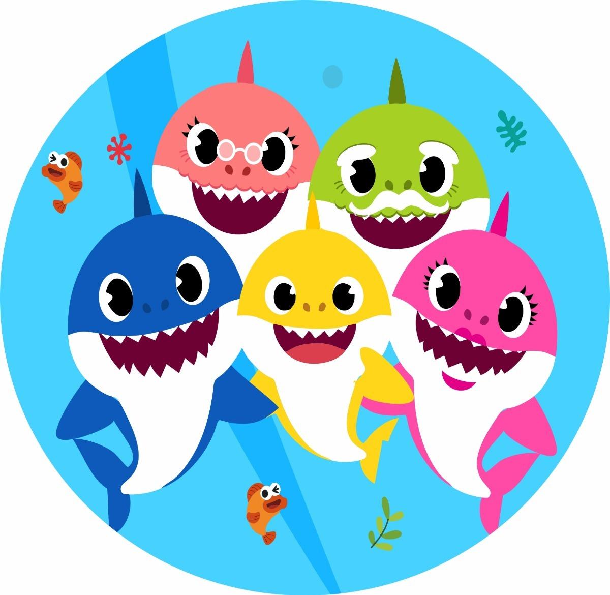 painel-festa-redondo-baby-shark-