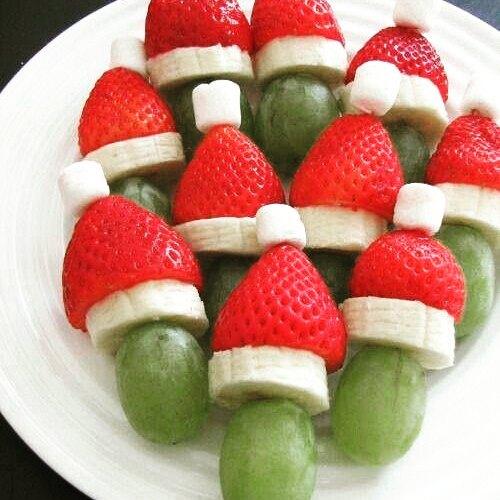 decoracao-natal-frutas