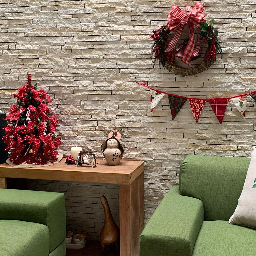 decoracao-natal-apartamento-paredes
