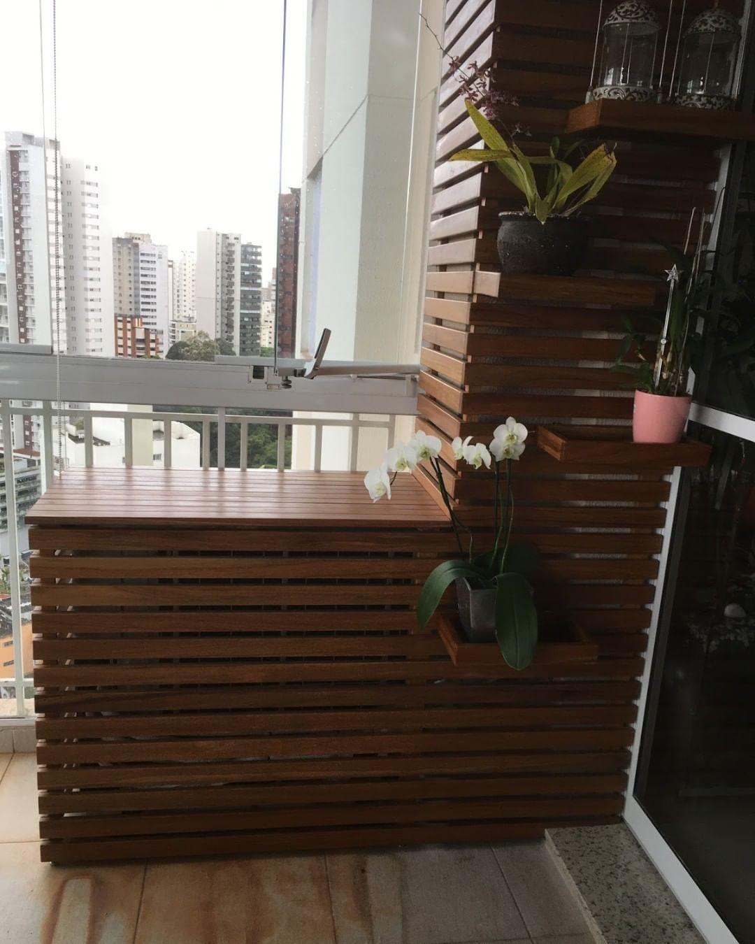 esconder-ar-condicionado-varanda