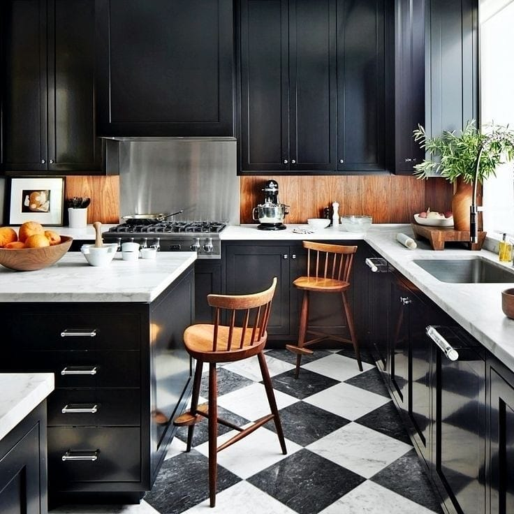 cozinha-provençal-preta