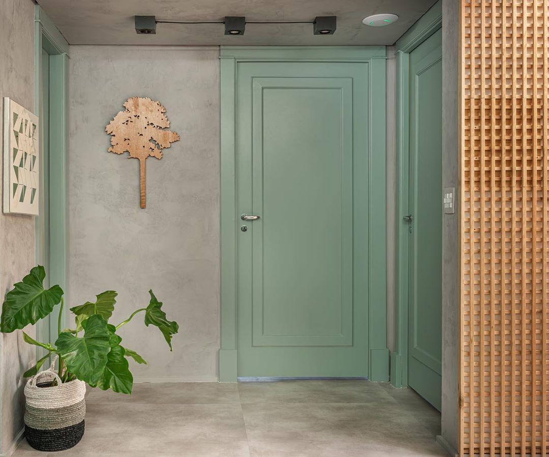 porta-colorida-entrada-apartamento