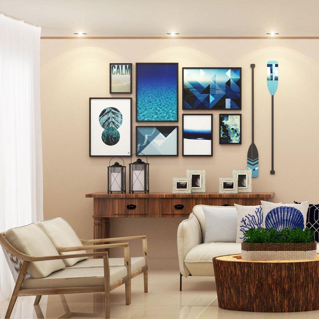decoração casa de praia objetos decorativos