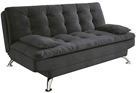 sofa cinza chumbo comprar