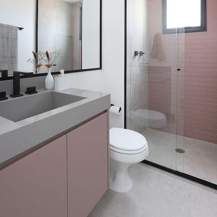 Banheiro Rosa 50 Lindas Inspiracoes E Fotos Dicas Decor