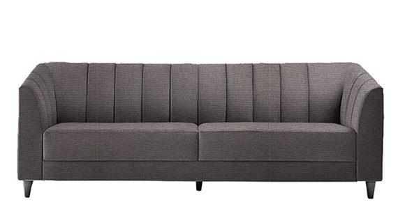 sofa cinza 2 lugares