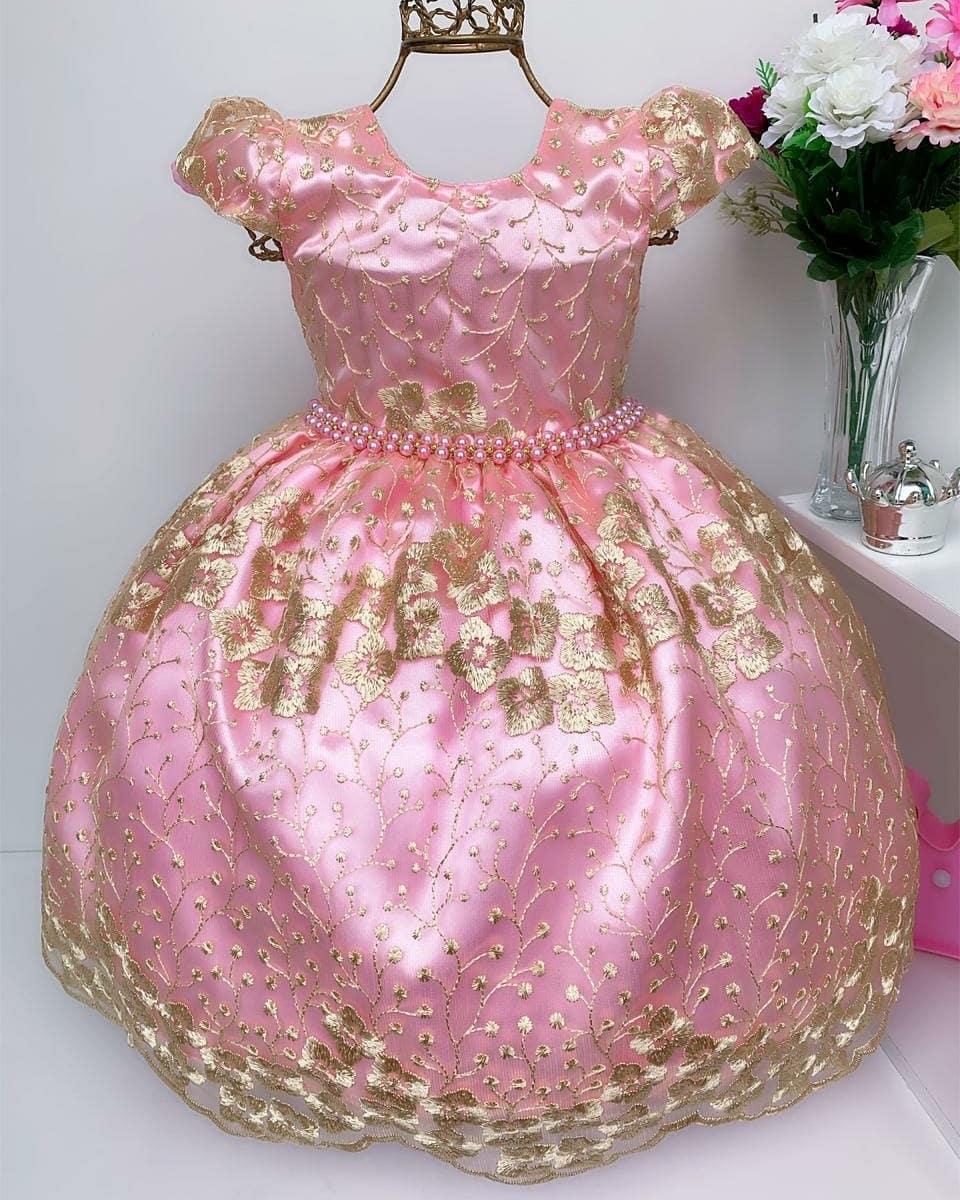 roupa aniversariante festa princesa