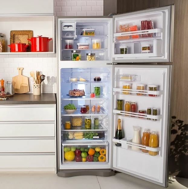 dicas para organizar geladeira